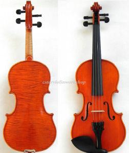Hand Made 1/2 Violin! Advanced Level Violin! (Dl-145)