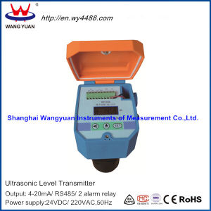 Water Treatment Plant Ultrasonic Level Transmitters pictures & photos