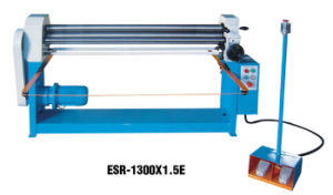 Electric Slip Rolling Machine (ESR1020X2, ESR1300X1.5, ESR1300X1.5E) pictures & photos