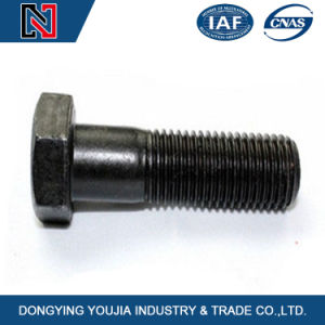 High Quality Carbon Steel Hexagon Head Bolt pictures & photos