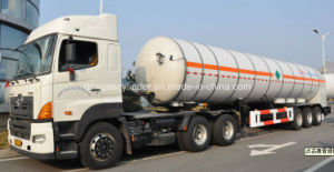 Ln2, Lo2, Lar, Lco2 Cryogenic Liquid Tankers pictures & photos