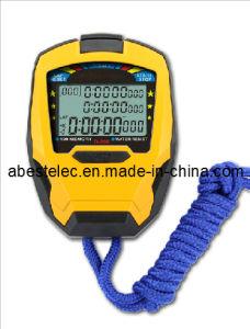100 Memory Water-Resistant Stopwatch