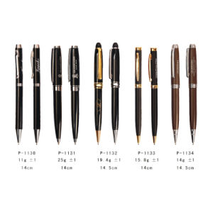 Hotel Amenities Pen & Pencil OEM Manufacturer 2 Ball Point Pen pictures & photos