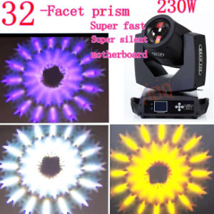 Moving Head Sharpy 230 7r Beam Moving Head Light pictures & photos