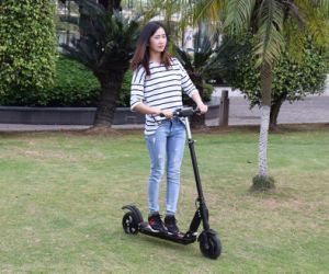 Powerful 36V 350W Electric Scooter Brushless Motor with 8inch Wheel pictures & photos