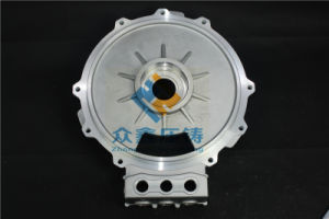 Die Casting CNC Motor End Cover