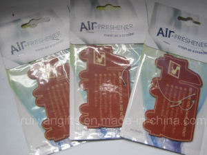 Car Logo Paper Air Freshener for Sales pictures & photos