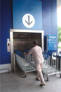 Srh Large Capacity Goods Lift/ Freight Elevator/Freight Lift/Goods Elevator pictures & photos