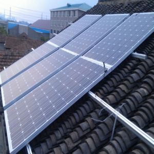 High Efficiency 10kw Complete Home on Grid Solar System with on Grid pictures & photos