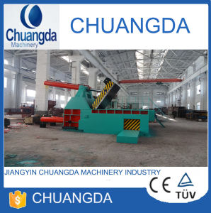 Copper Scrap Recycling Baling Press pictures & photos