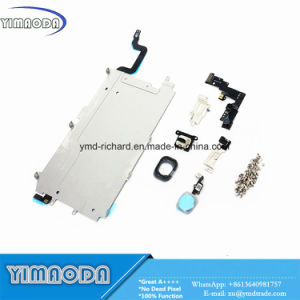 Replacement Repair Parts LCD Plate Metal Backplate Shield +Full Set Flex Cable for iPhone 6 4.7 pictures & photos
