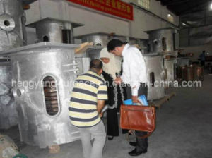 Induction Furnace for Zinc pictures & photos