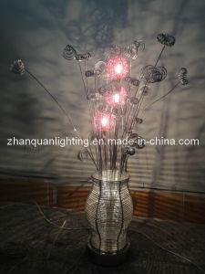 Aluminum Table Lamp (T41 8311)