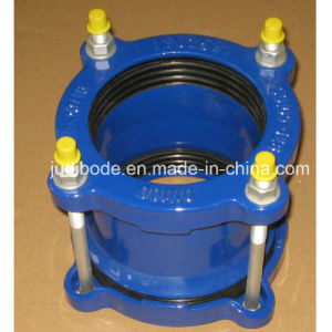 Ductile Iron Flexible Wide Range Universal Coupling for PVC, Di, Steel Pipe pictures & photos
