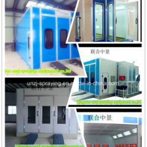 Unzj Cheap Electric Heat Spray Booth in Good Quality