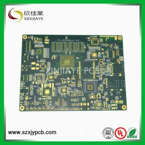 Golden Electronic Circuit Board Design/PCB Board Manufacture pictures & photos