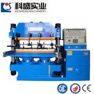 500ton Large Plate Suspension Molding Machine for Rubber Products pictures & photos