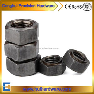 DIN929 Stainless Steel/Carbon Steel Hex Weld Nuts pictures & photos