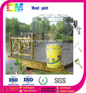 Environment -Friendly Anti-Corrosion Wood Paint