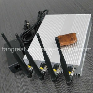 Adjustable Cell Phone, GPS Jammer Mobile Phone Signal Blocker (TG-101B-PRO) pictures & photos