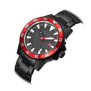 Colourful Silicone Sport Watch with RoHS & CE Approval