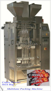 Automatic Multilane Stick Packing Machine pictures & photos