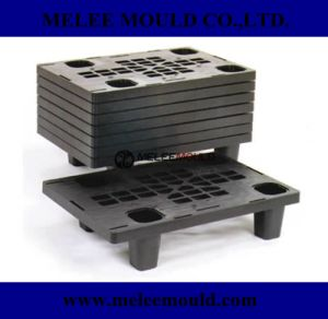 Plastic Injection Nesting Pallet Tray Moulding pictures & photos