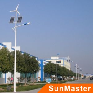 CE, RoHS Approval 30W CREE LED Solar Street Light pictures & photos