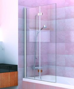 Hinge Bath Tub Shower Screen on Bathtub pictures & photos