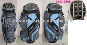 Nylon Material Golf Cart Bag pictures & photos
