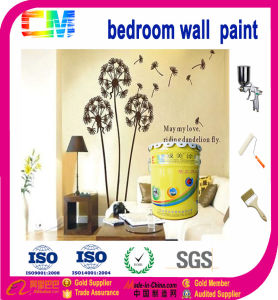 Odorless & Anti-Fungal Health Waterbased Acrylic Interior Bedroom Paint