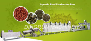China Jinan wet type floating fish feed pellet machine pictures & photos