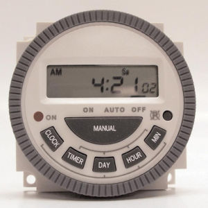 Multipurpose Timer Switch (TM-619)