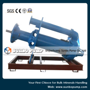 Vertical Sump Pump for Mineral Processing pictures & photos