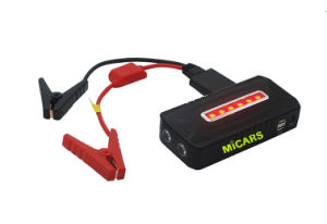 Multi-Function Portable Pack Booster 12V Auto Car Jump Starter Power Inverter pictures & photos