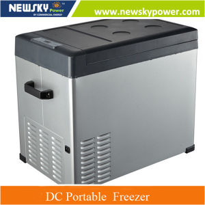 Hot Sell 50L Portable Fridge Freezer pictures & photos