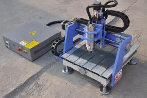 Mini CNC Router Machine for Engraving&Cutting (XE4040/6090) pictures & photos