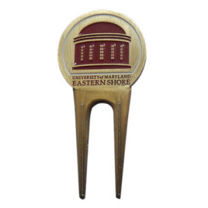 Golf Divot Tool with Zinc Alloy Material
