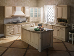 China Wholesale Italian Door Kitchen Cabinets OP12 L055