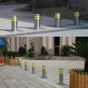 Automatic Electrical Bollards pictures & photos
