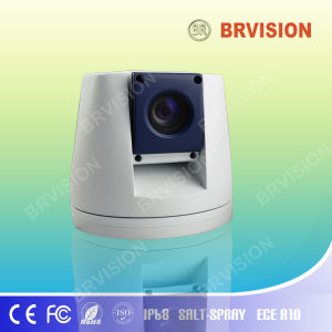 Rear View PTZ Zoom Camera for Police Vehicle pictures & photos