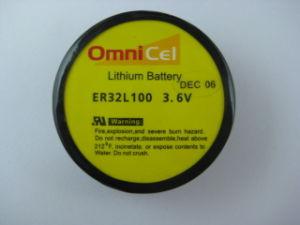 ER32L100 3.6V Lithium Battery