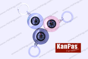 Innovative Promotional Gift Compass Keyholder, High Quality Keyholder #K-Z-1 pictures & photos