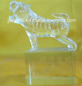 High Quality Transparent Crystal Animals (JD-CA-200) pictures & photos