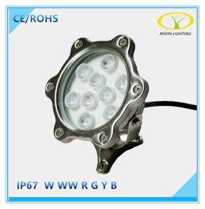 LED Swimming Pool Light 12W with Ce RoHS Approval pictures & photos