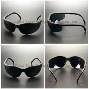 Wrap Around Polycarbonate Lens Safety Goggles (SG107) pictures & photos