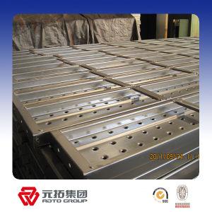 Pre-Galvanized Steel Plank
