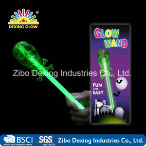 Glow Skull Wand for Halloween Party, Glow Stick Light Stick pictures & photos
