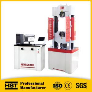 Steel Rebar Universal Tensile Testing Machine 1000kn pictures & photos