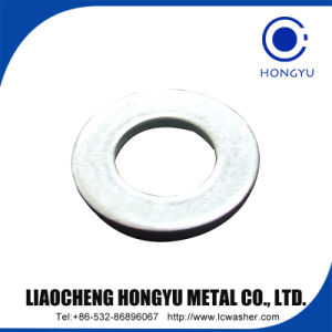 Hot Sale Low Price DIN126 Normal Series Flat Washers pictures & photos